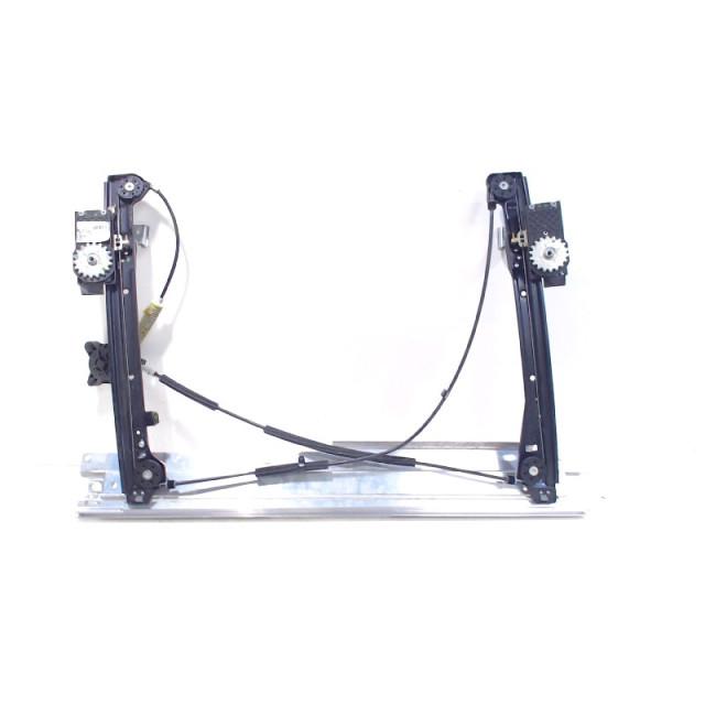 Raammechaniek elektrisch rechts voor Mini Mini (R56) (2011 - 2016) Hatchback 2.0 Cooper SD 16V (N47-C20A)