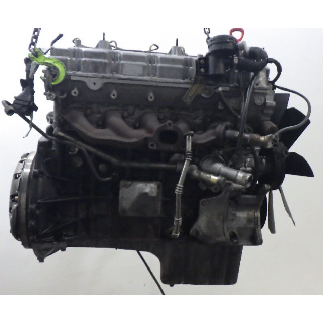 Motor SsangYong Rexton (2004 - 2012) SUV 2.7 Xdi RX/RJ 270 16V (M665.925(Euro 4))