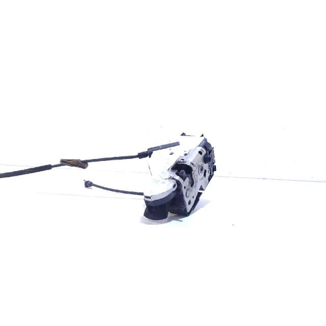 Slot mechaniek portier elektrisch centrale vergrendeling links voor Peugeot 207 SW (WE/WU) (2007 - 2013) Combi 1.6 16V (EP6(5FW))
