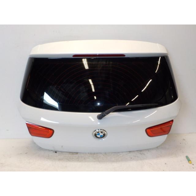 Achterklep BMW 1 serie (F20) (2015 - 2019) Hatchback 5-drs 116d 1.5 12V TwinPower (B37-D15A)