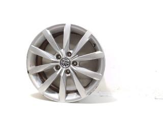 Velgen set Volkswagen Golf VII (AUA) (2012 - 2020) Hatchback 2.0 TDI 16V (CRBC)