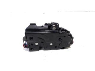 Slot mechaniek portier elektrisch centrale vergrendeling links voor Skoda Fabia II (5J) (2007 - 2014) Hatchback 5-drs 1.4i 16V (BXW)