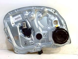 Raammechaniek elektrisch rechts voor Lancia Musa (2004 - 2012) MPV 1.4 16V (843.A.1000)