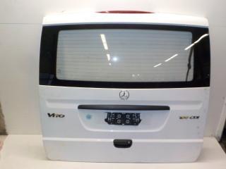 Achterklep Mercedes-Benz-Benz Vito (639.6) (2006 - 2010) Van 2.2 109 CDI 16V (OM646.980)