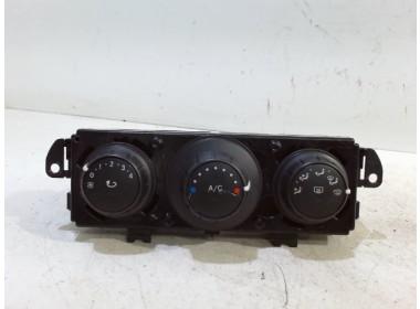 Bedieningspaneel kachel Mercedes-Benz-Benz Citan (2012 - heden) Van 1.5 108 CDI (OM607.951(K9K-B6))