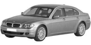 BMW 7 serie (E65/E66/E67) (2001 - 2005)