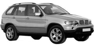BMW X5 (E53) (2000 - 2003)