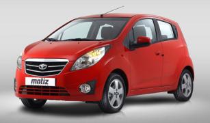 Chevrolet / Daewoo Spark (2010 - 2015)