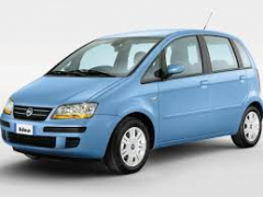 Fiat Idea (350AX) (2004 - 2012)