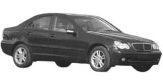Mercedes-Benz-Benz C (W203) (2000 - 2002)