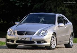 Mercedes-Benz-Benz C Sportcoupé (C203) (2001 - 2002)