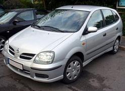 Nissan Almera Tino (V10M) (2003 - 2006)