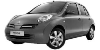 Nissan Micra (K12) (2003 - 2010)