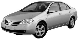 Nissan Primera (P12) (2002 - 2008)