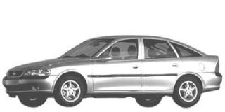 Opel Vectra C (2002 - 2004)