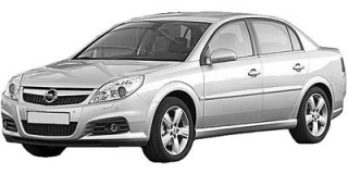 Opel Vectra C GTS (2002 - 2008)