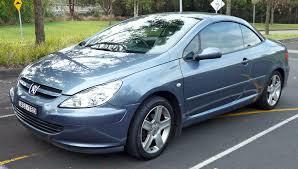Peugeot 307 CC (3B) (2003 - 2005)