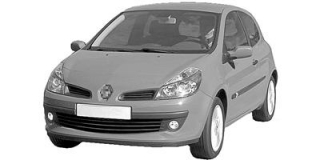 Renault Clio III (BR/CR) (2005 - 2012)