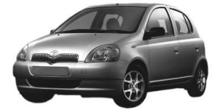 Toyota Yaris (P1) (2003 - 2005)