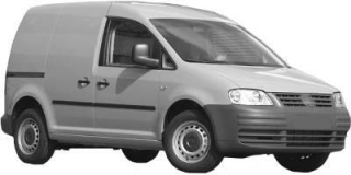 Volkswagen Caddy III (2KA/2KH/2CA/2CH) (2004 - 2010)