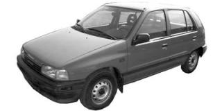 Daihatsu Charade (G200/201/202/203/204) (1993 - 1996)