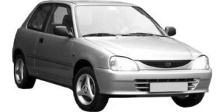 Daihatsu Charade/Valera (G200/203) (1995 - 2000)