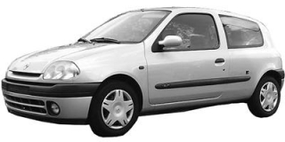Renault Clio II (BB/CB/SB) (2000 - 2008)