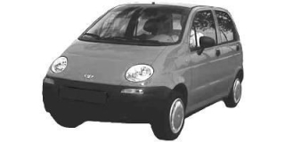 Chevrolet / Daewoo Matiz/Spark (1998 - 2003)