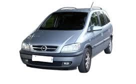 Opel Zafira (F75) (1999 - 2000)