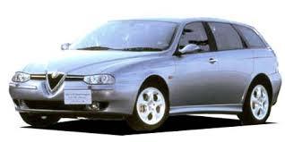 Alfa Romeo 156 Sportwagon (932) (2002 - 2003)