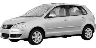 Volkswagen Polo (9N1/2/3) (2002 - 2006)