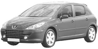 Peugeot 307 (3A/C/D) (2000 - 2007)
