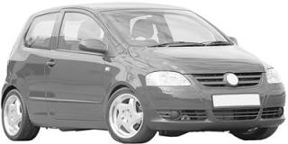 Volkswagen Fox (5Z) (2005 - 2009)