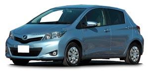 Toyota Yaris III (P13) (2015 - 2020)