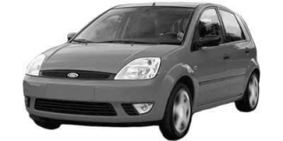Ford Fiesta VI (2001 - 2008)