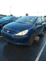 Peugeot 307 (3A/C/D) Hatchback (TU5JP4)