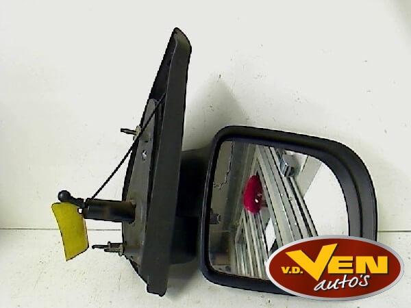 Spiegel Renault Kangoo : Spiegel buiten rechts renault kangoo e j